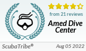 Amed Dive Center on Scuba Tribe