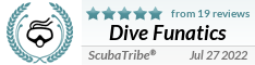 Dive Funatics 5 Star