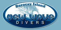 BORACAY ISLAND NEW WAVE DIVERS logo
