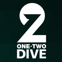 One Two Dive logo