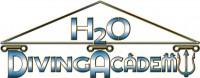 H2O Diving Academy logo